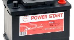Batterie Power Start pour seulement 79.90€ !