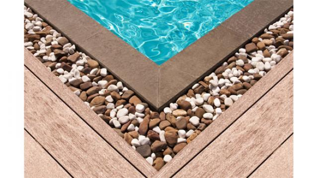 Bien aménager le bord de sa piscine Brest. Jardineries et ...