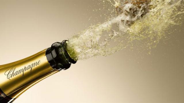 champagne ou mousseux